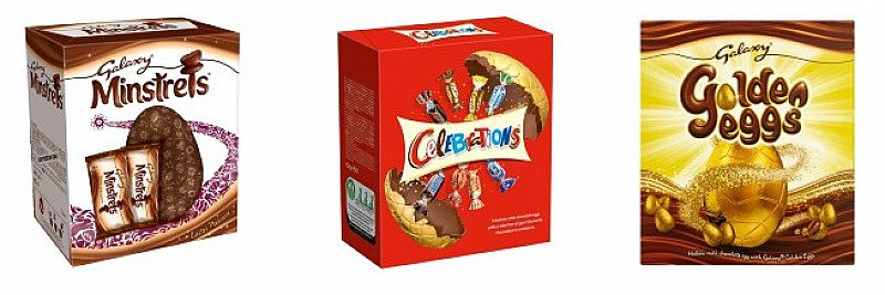Large Easter Eggs - NOW ONLY £2.50 EACH
