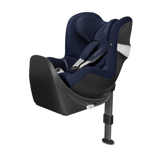 SAVE £65 on the NEW Cybex Sirona S i-Size Car Seat & Base - Denim Blue