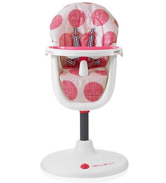 SAVE OVER £50 on the Cosatto 3 Sixti² Highchair - Macaroon!