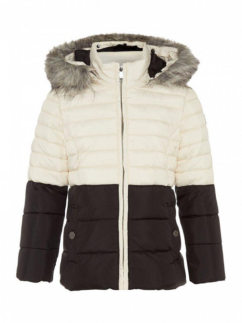 KARL LAGERFELD Girls Long Sleeve Jacket - SAVE 40%