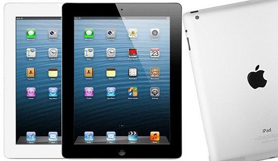 SAVE 67% on a Black - 64GB iPad 4!