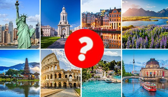 Mystery Getaway - Thailand, New York, Bali, Iceland & More - FOR ONLY £99!!