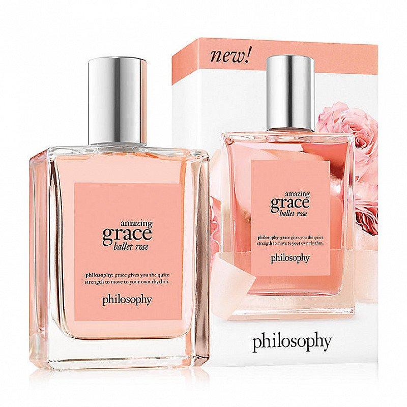 EXCLUSIVE! Philsophy Amazing Grace Ballet Rose Eau de Toilette - £33
