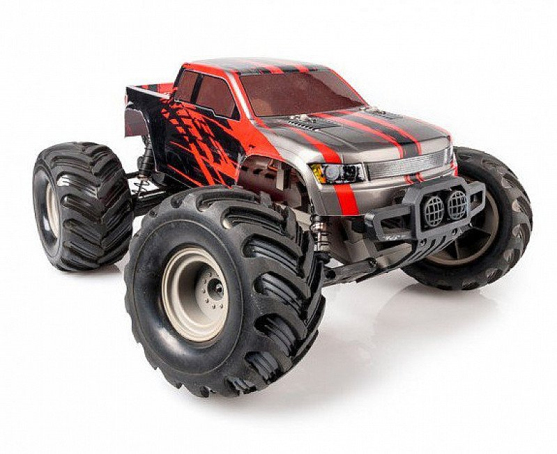 SAVE 50% on this RC MONSTER VOLCANO XP4!