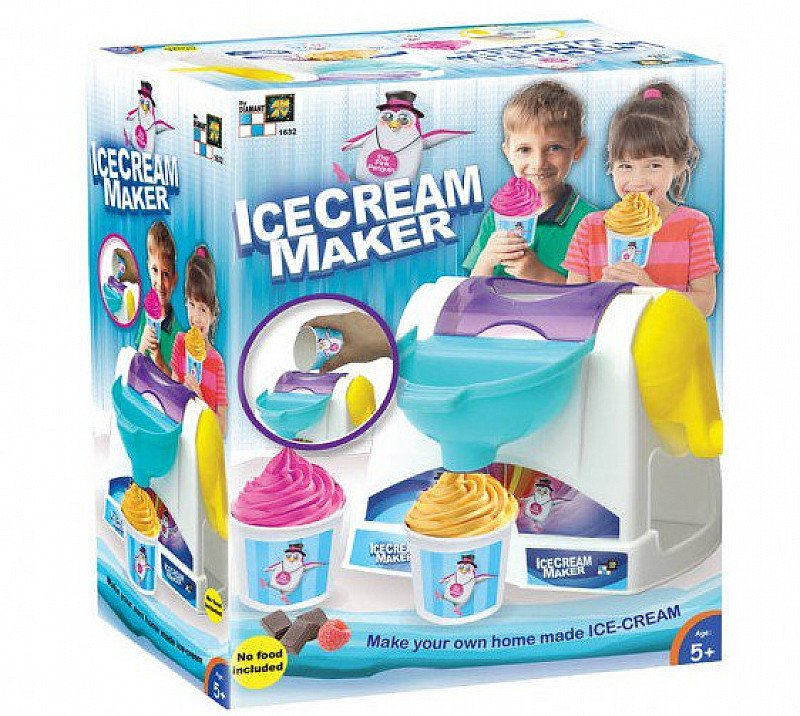 Ice Cream Maker - ONLY £9.99