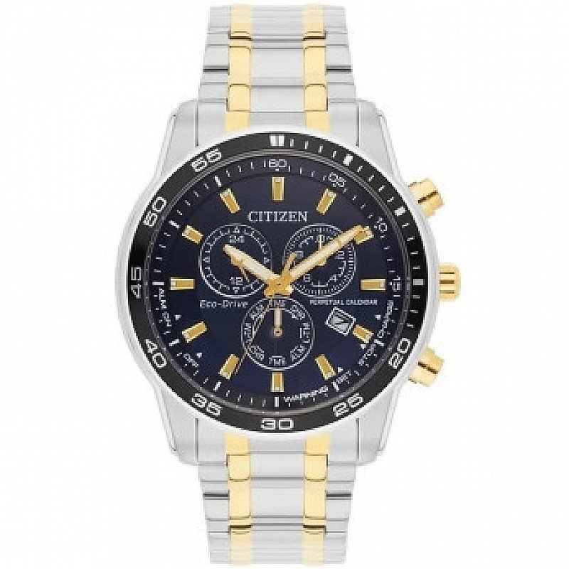 SAVE £180 on this Citizen Gents Two Tone Bracelet Watch!