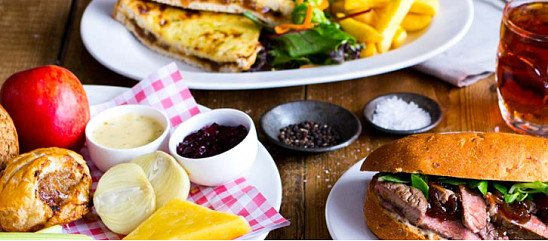 LUNCH at Chef & Brewer from ONLY £4.99!