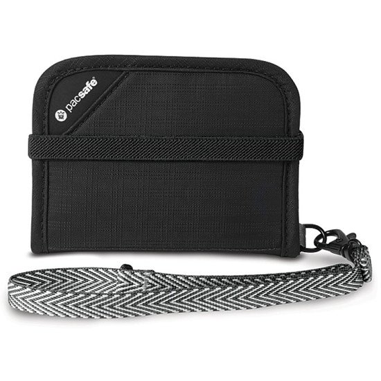 SAVE 20% on this Pacsafe Anti-theft RFID Blocking Wallet!