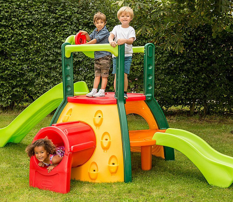 SAVE £66 on this Little Tikes Double Decker Super Slide!