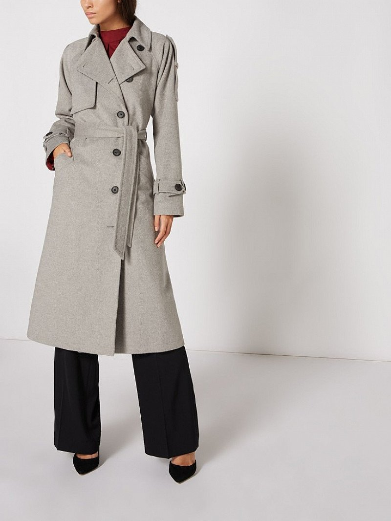 SAVE 53% on this Oversized Trench Coat!