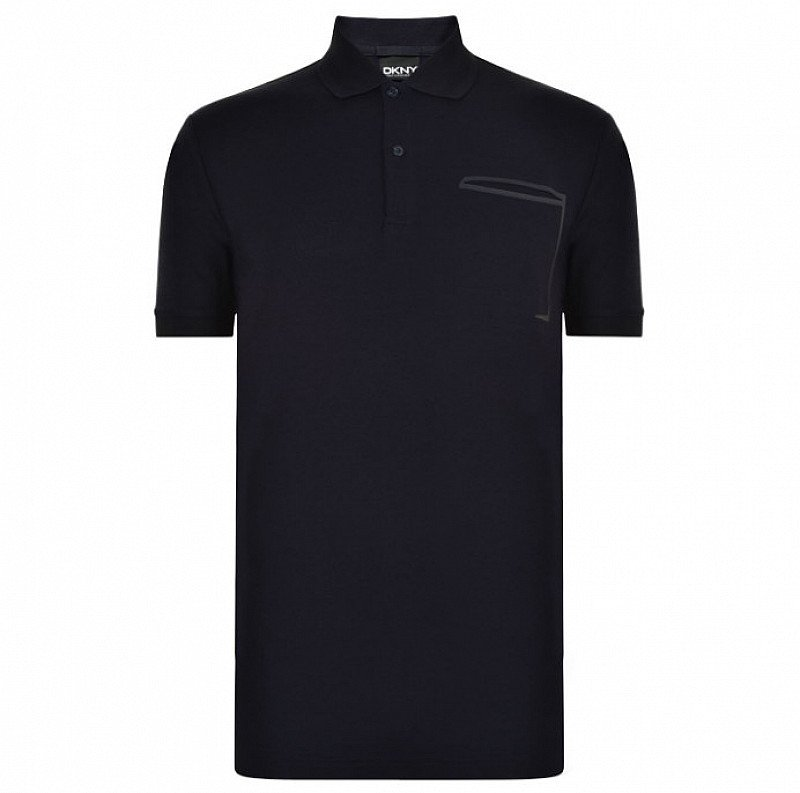 SAVE 75% on this DKNY Detail Polo Shirt!
