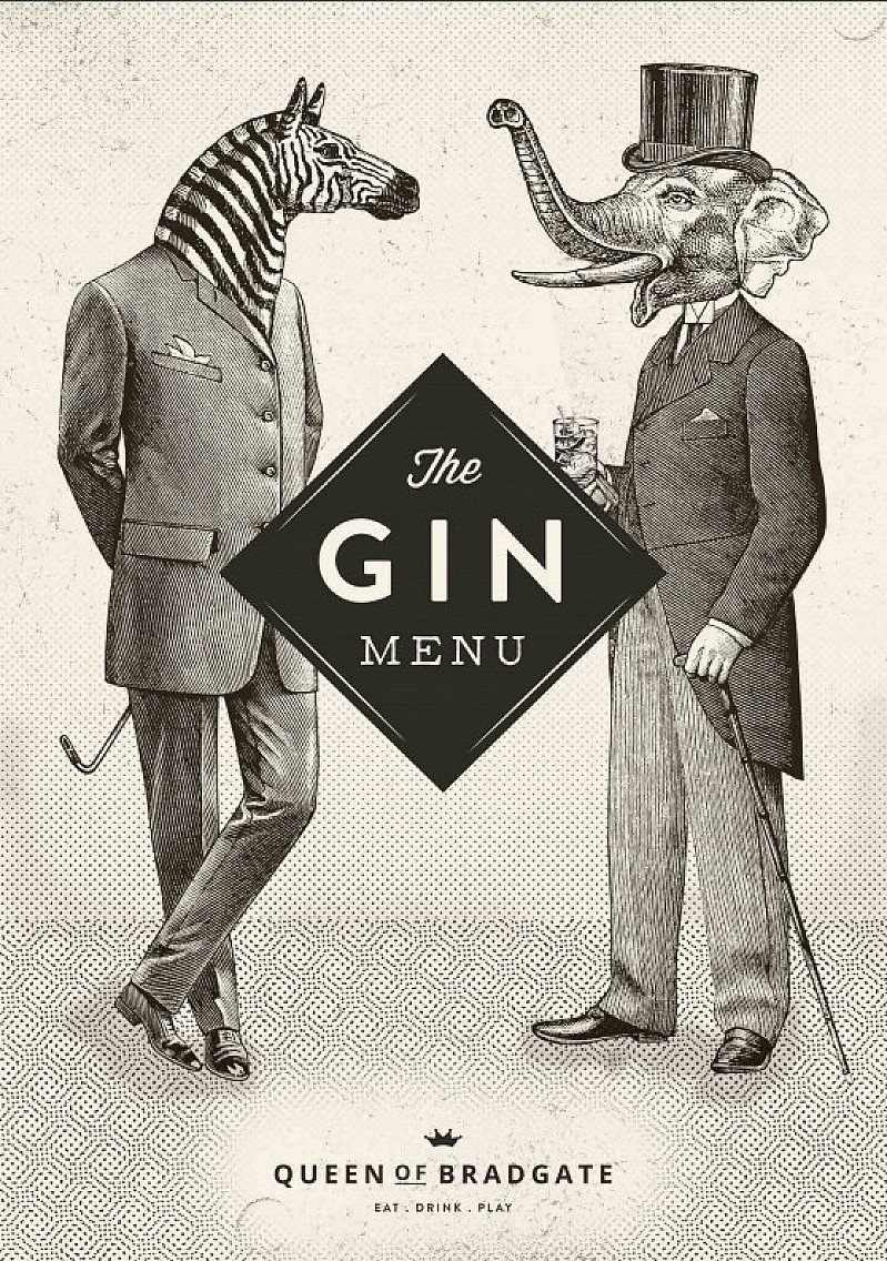 Check out our great Gin menu online