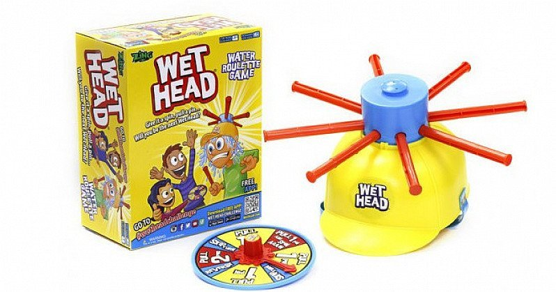 SAVE 25% on this Wet Head Game!
