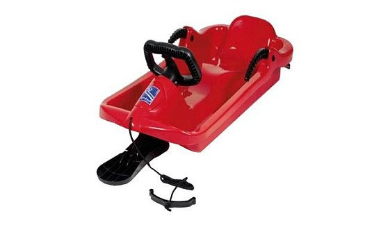BE PREPARED with this Snow Driver Sledge! for £32.99