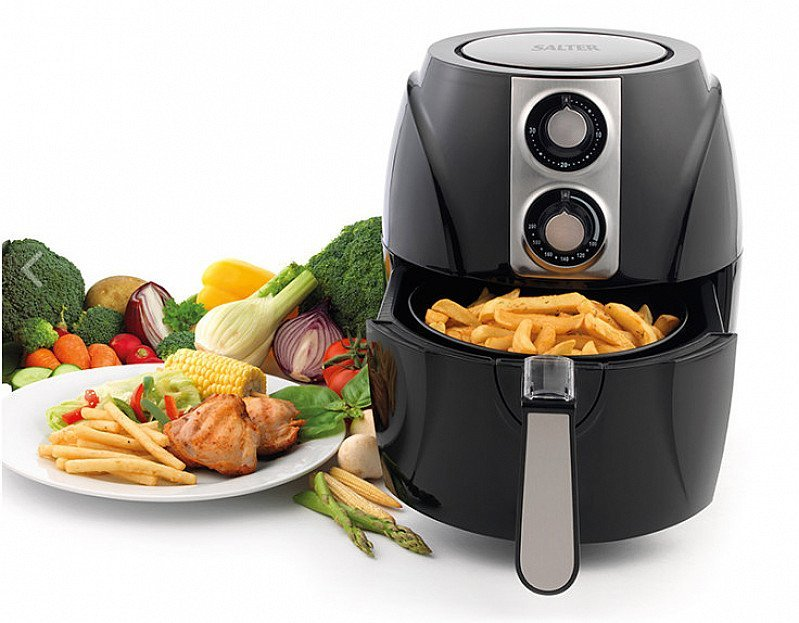 SAVE 50% on this Salter Health Fryer!