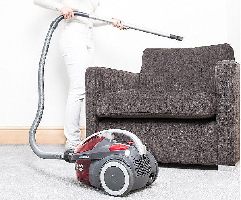 SAVE £70 on this Hoover Whirlwind Cylinder Vacuum Cleaner!