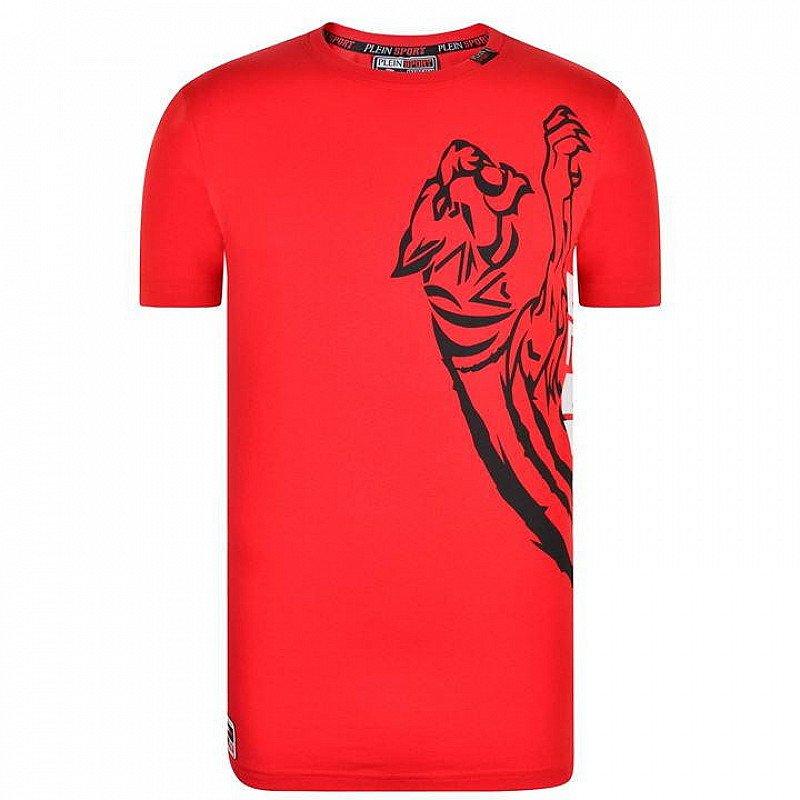 70% OFF - PLEIN SPORT Jumping Tiger T Shirt!
