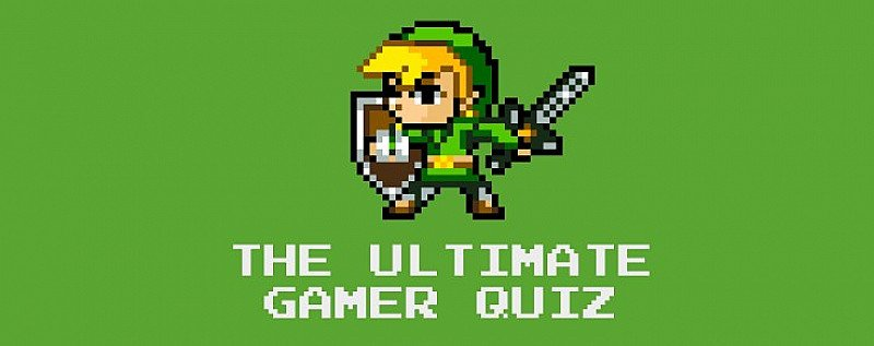 The Ultimate Gamer Quiz is Tonight!