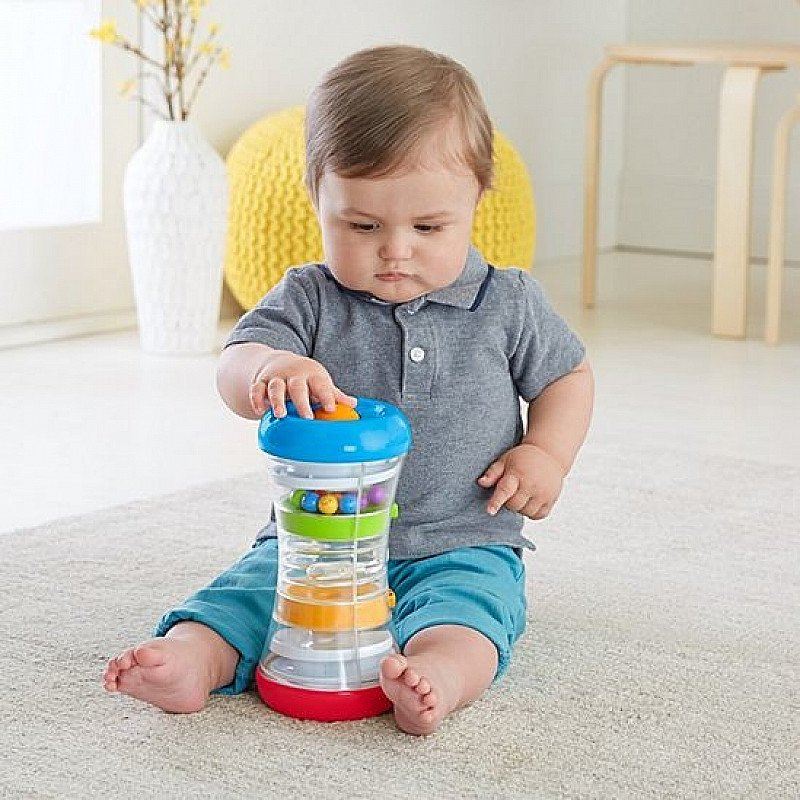 40% OFF - Fisher Price 3 In 1 Crawl Along Tumble Tower!