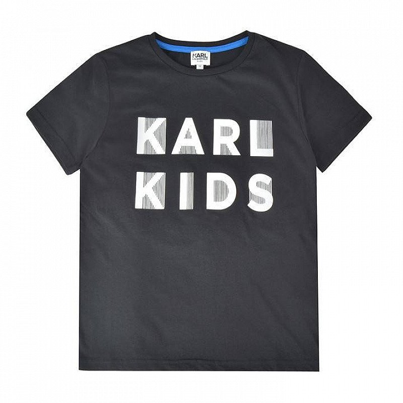 SAVE 69% on KARL LAGERFELD Children Boys Logo T Shirt