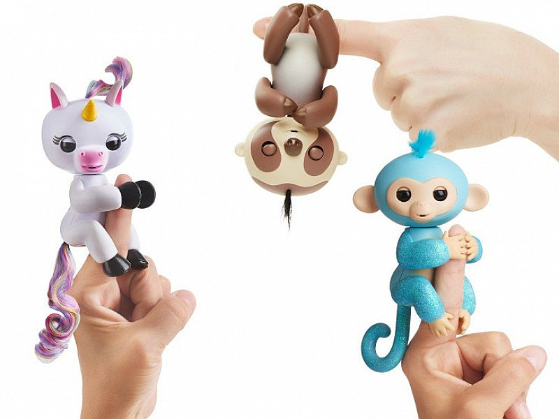 FINGERLINGS - Unicorn, Glitter Monkey and Sloth. NOW IN!!