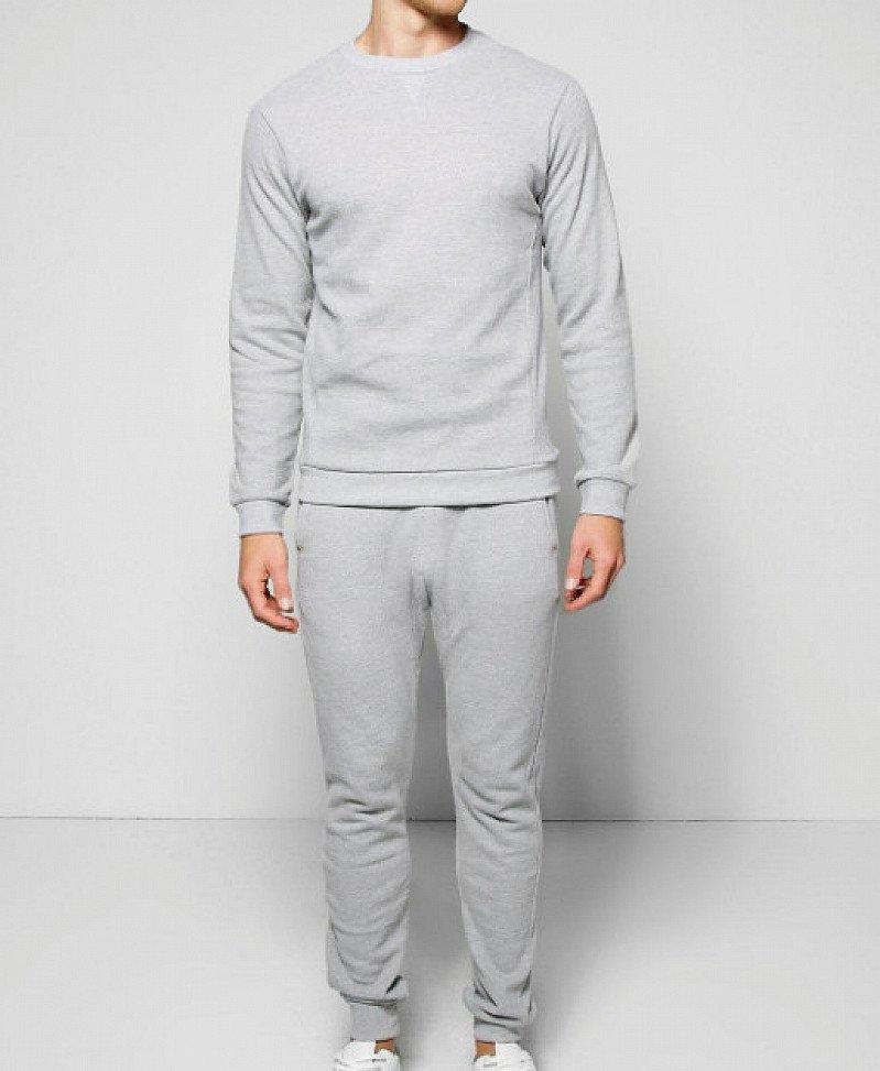 SAVE 25% on this Men's Sweatshirt Tracksuit!