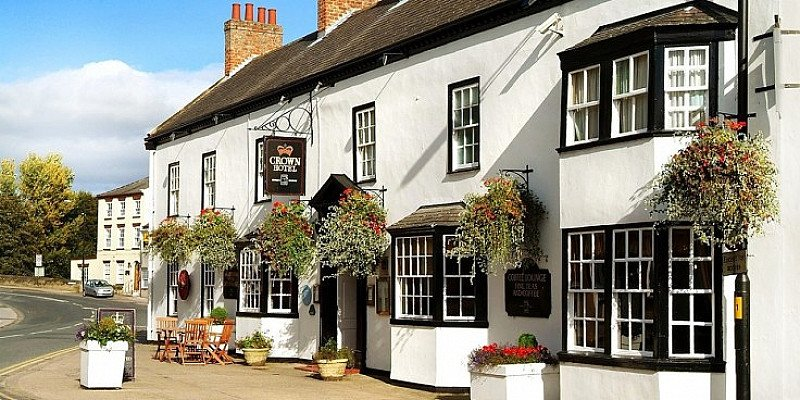 SAVE 60% on North Yorkshire Escape for 2 with Dinner & More - ONLY £99!