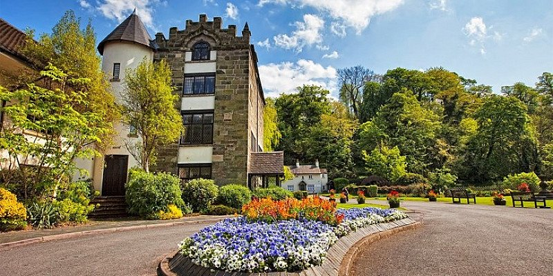 SAVE 52% on Derbyshire mill stay for 2 with breakfast - ONLY £69!