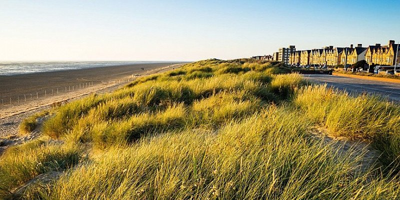 Lancashire Seaside Getaway for 2 including meals - ONLY £59!