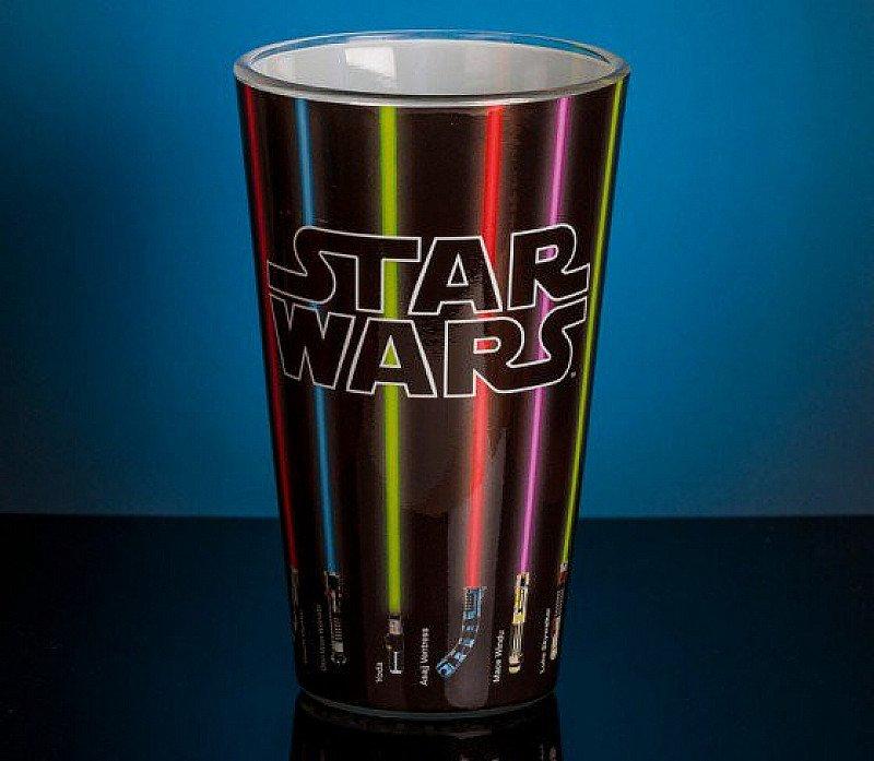34% OFF this STAR WARS Light Saber Glass