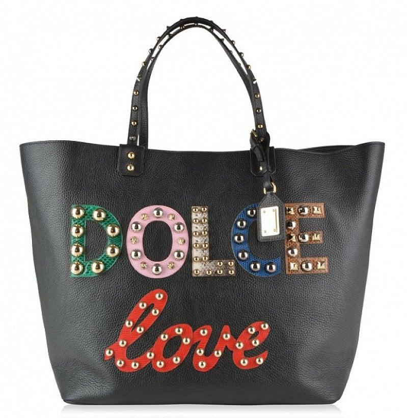 HALF PRICE - DOLCE AND GABBANA Love Shopper Bag!