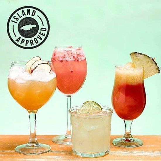Take a Journey to Jamaica with our Island approved cocktails - Available at the bar NOW!