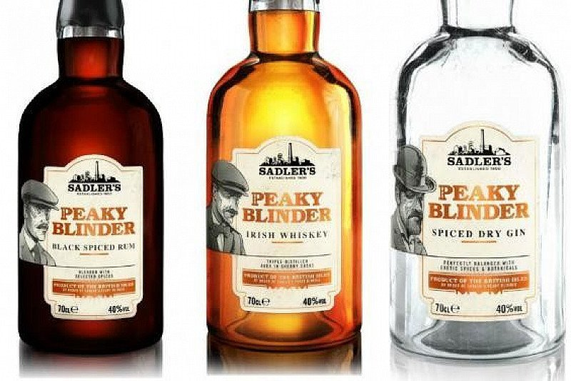 NEW IN - Peaky Blinder Collection - from just £21.55!