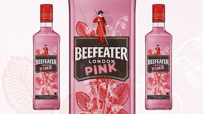 Beefeater - Pink Gin - ONLY £19.95!