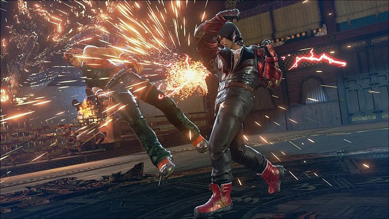 Calling all Tekken players!  Get yourselves signed up for this weeks 'Tekken Tuesday'!