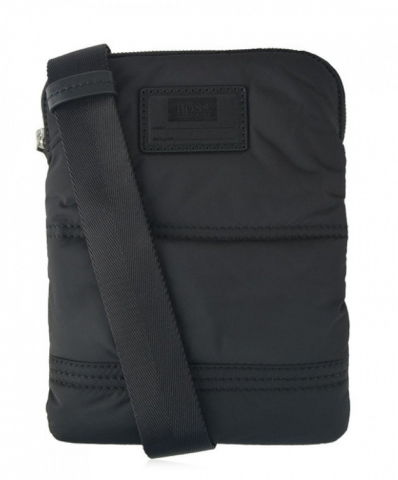 1/2 PRICE - BOSS ORANGE Bomber Shoulder Bag!