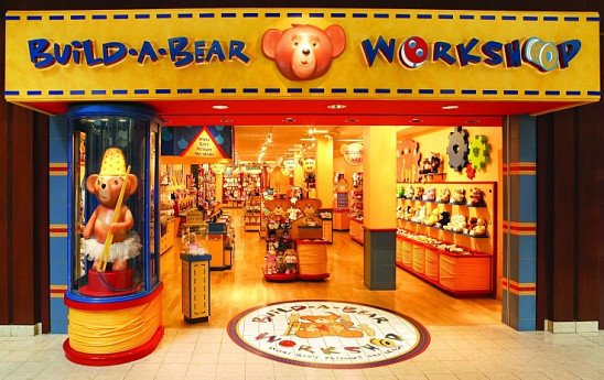 SAVE UP TO 24% on Build A Bear Workshop eGift cards!
