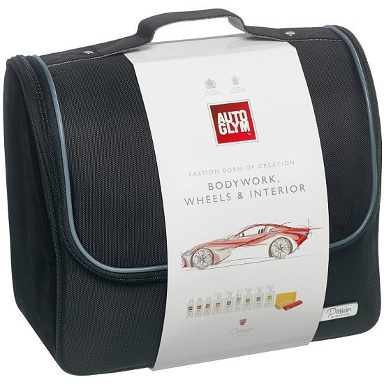 29% OFF this Autoglym Perfect Bodywork, Wheels and Interior Gift Collection!