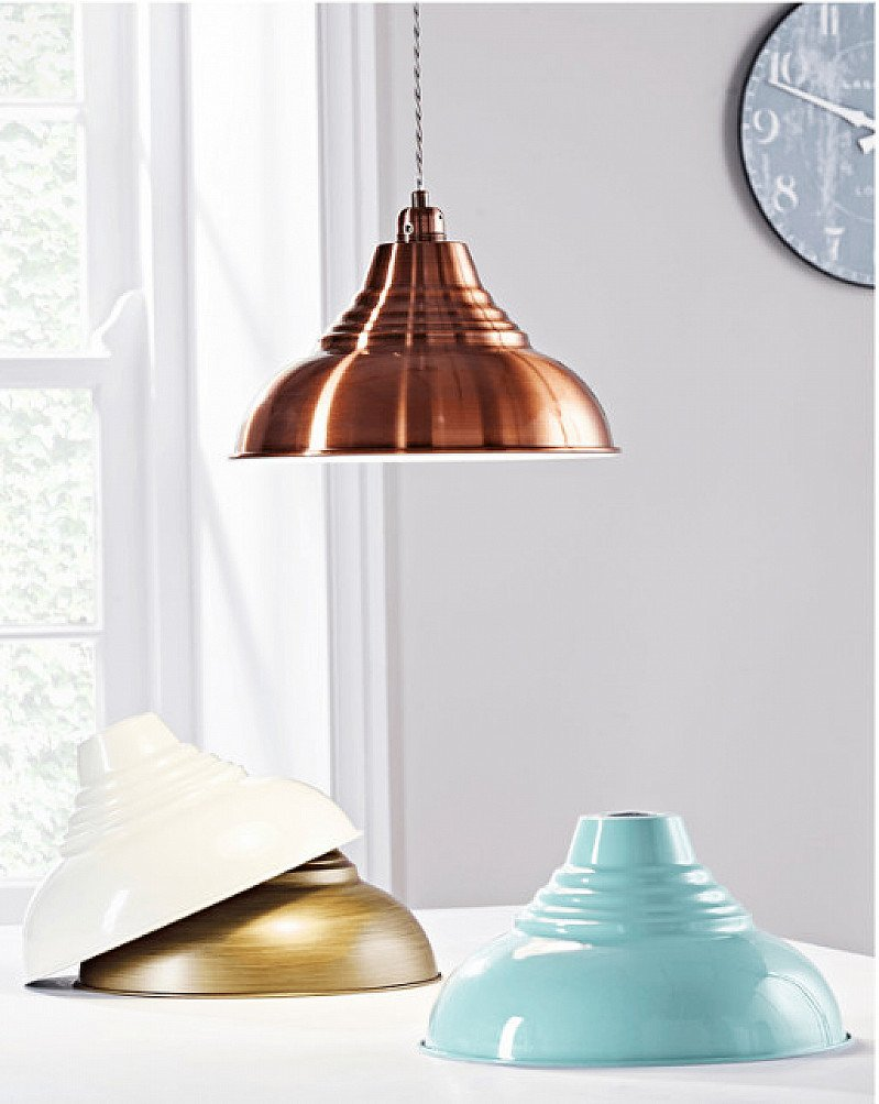 50% OFF - Metal Light Shades