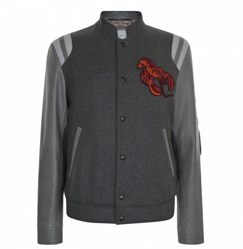 SAVE 70% on this LANVIN Baseball Jacket!