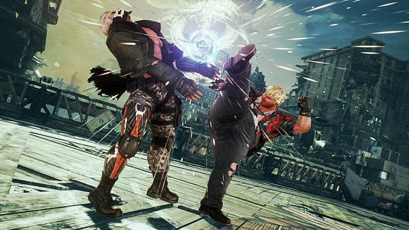 Get yourselves signed up for this weeks 'Tekken Tuesday'! (24th April)