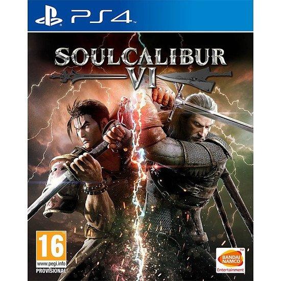 PRE-ORDER - Soul Calibur VI 6 - ONLY £42.69! PS4 & Xbox