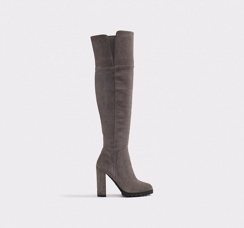 HALF PRICE - Cayoosh Knee High Boots!