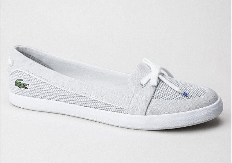 SAVE £25 on these Lacoste Lancelle Boat Shoes!