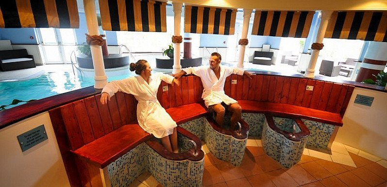 54% OFF Alton Towers Spa Experience with Massage!