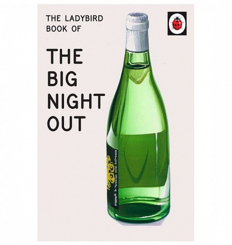 The Big Night Out Ladybird Book - NOW 1/2 PRICE!