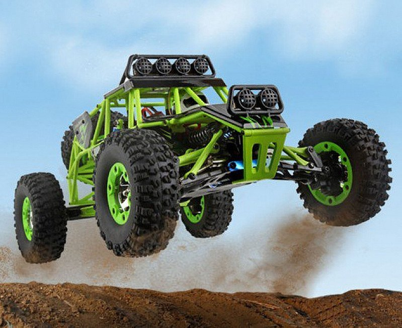 OVER 40% OFF this RC 4WD Cross Country Buggy!