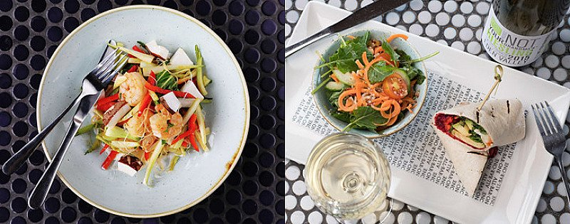 Reclaim your LUNCH BREAK - Dishes from ONLY £7!