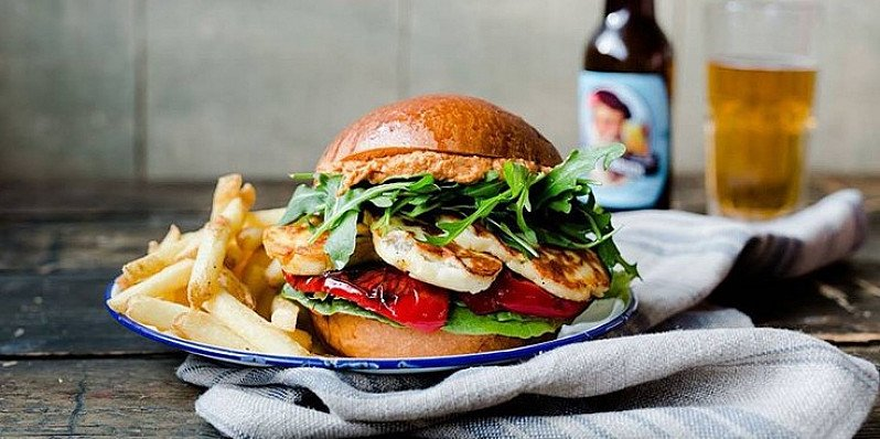 LUNCH at Bill's - 2-courses for £11.95, 3-courses for £14.95!
