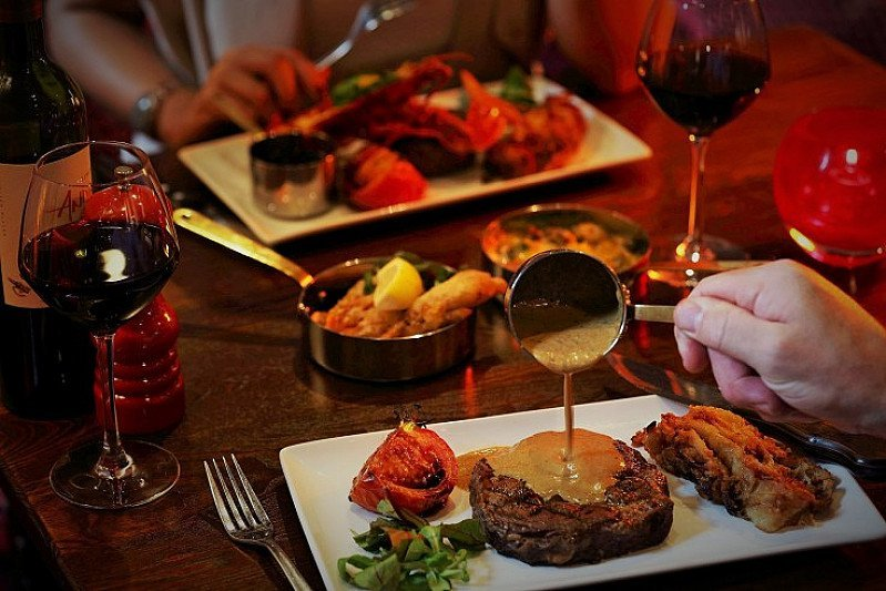 The New Thursday Night Treat - 3-Courses ONLY £24.95!